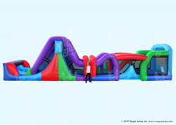 50 Fun Obstacle Course Dry
