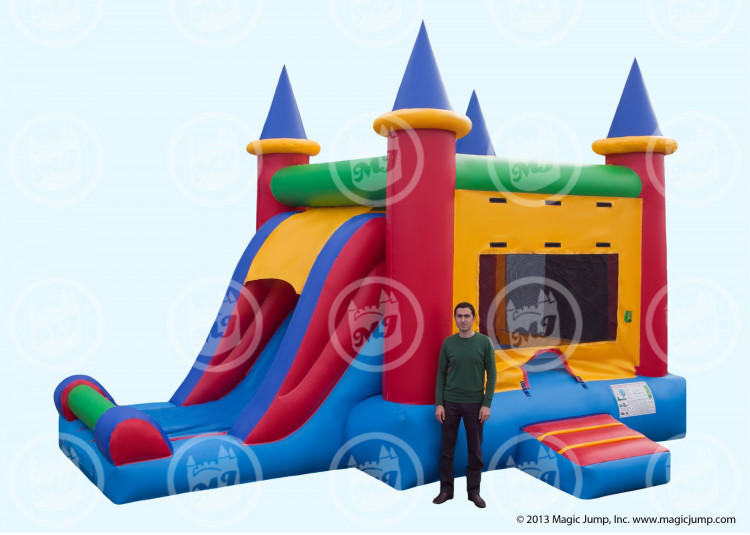 the best bounce house rental Tulsa, OK