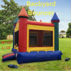 Backyard Bouncer
