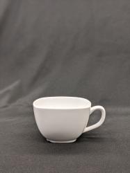SQUARE COFFEE CUP WHITE
