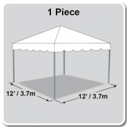 12x12 Frame Tent (8 people)