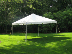 15x15  frame tent (1Piece) (24 people)