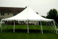 Party Package #4 - 30x30 Tent (104 People)