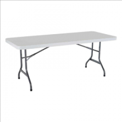6'x 30 POLY TOP TABLE