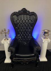 Black Thorne Chair