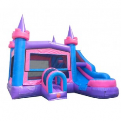Pink and Purple Castle Combo Wet/Dry