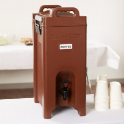 THERMAL BEV BROWN SQ. 5 GAL