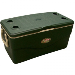 ICE CHEST 120 QT GREEN