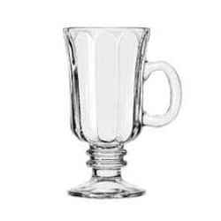 IRISH COFFEE MUGS FLUTED