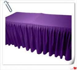 SKIRT PURPLE 13'6 (48rd or 6ft or 8ft)