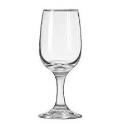 WINE WHITE 6 1/2 OZ 3766 GLASS