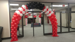 Balloon Arch - Standard Indoor