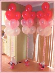 Balloon Bouquet-7 Balloons