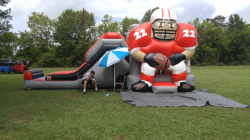 Football Bounce/Climb/Slide