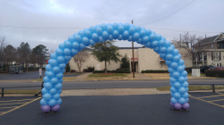 Balloon Arch - Large Outdoor