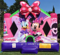 Minnie Mouse Bounce