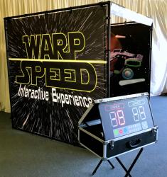 Warp Speed Simon says Game