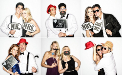 Photo Booth 3 Hr Signature Package