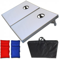 LED lighted bags game