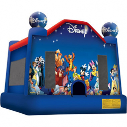 World of Disney Bounce
