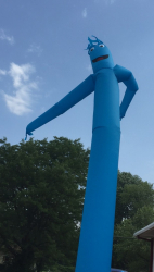 Blue Sky Dancer