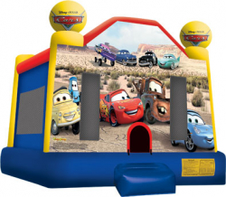 Cars The Movie Bounce