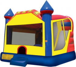 Castle Bounce Slide Combo