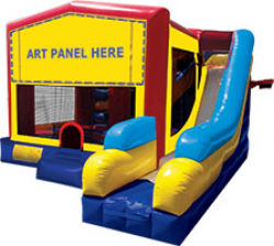 Deluxe Themed Bounce House Combo