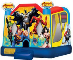 Justice League Bounce Slide Combo