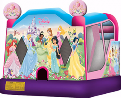 Princess Bounce Slide Combo