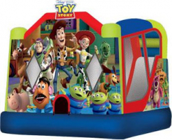 Toy Story Bounce Slide Combo