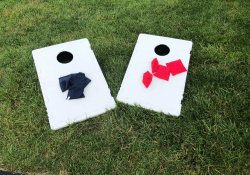 Bean Bag Toss – Cornhole