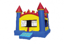 Castle Moon Bounce Package