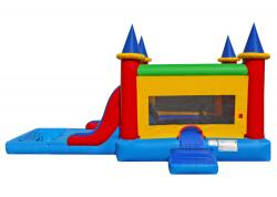 Double Slide Castle Combo Wet