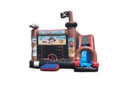 Indoor Facility Pirate Ship Combo