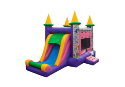 Indoor Facility Princess Castle Combo