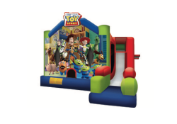 Indoor Facility Toy Story Combo