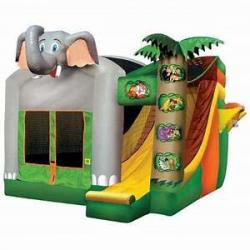 Jungle Adventure Moonbounce