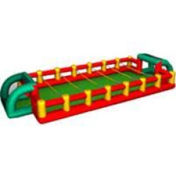 Inflatable Foosball