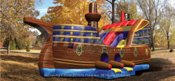 Pirate Ship Combo