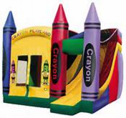 Combo Bounce House
