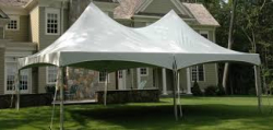 20x30 Frame Tents Commercial