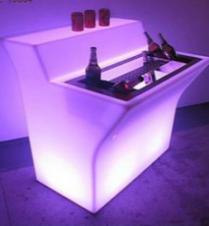 LED Bar Bin