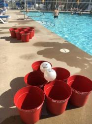 Jumbo Pong Cups