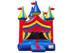 Big Top Bounce House