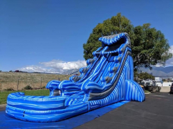22ft Riptide waterslide