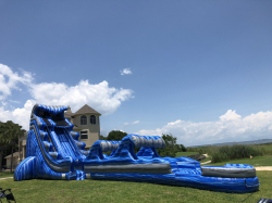 22ft Riptide Mega Slide