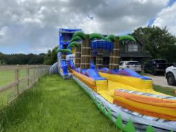 22Ft Wild Thing Mega Slide