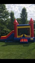($235/Day) Side Slide Bounce Castle Combo