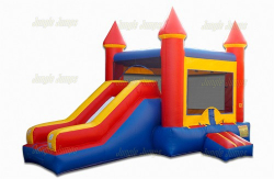 ($235/Day) Side Slide Bounce Castle Combo